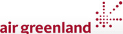 Logo on Air Greenland