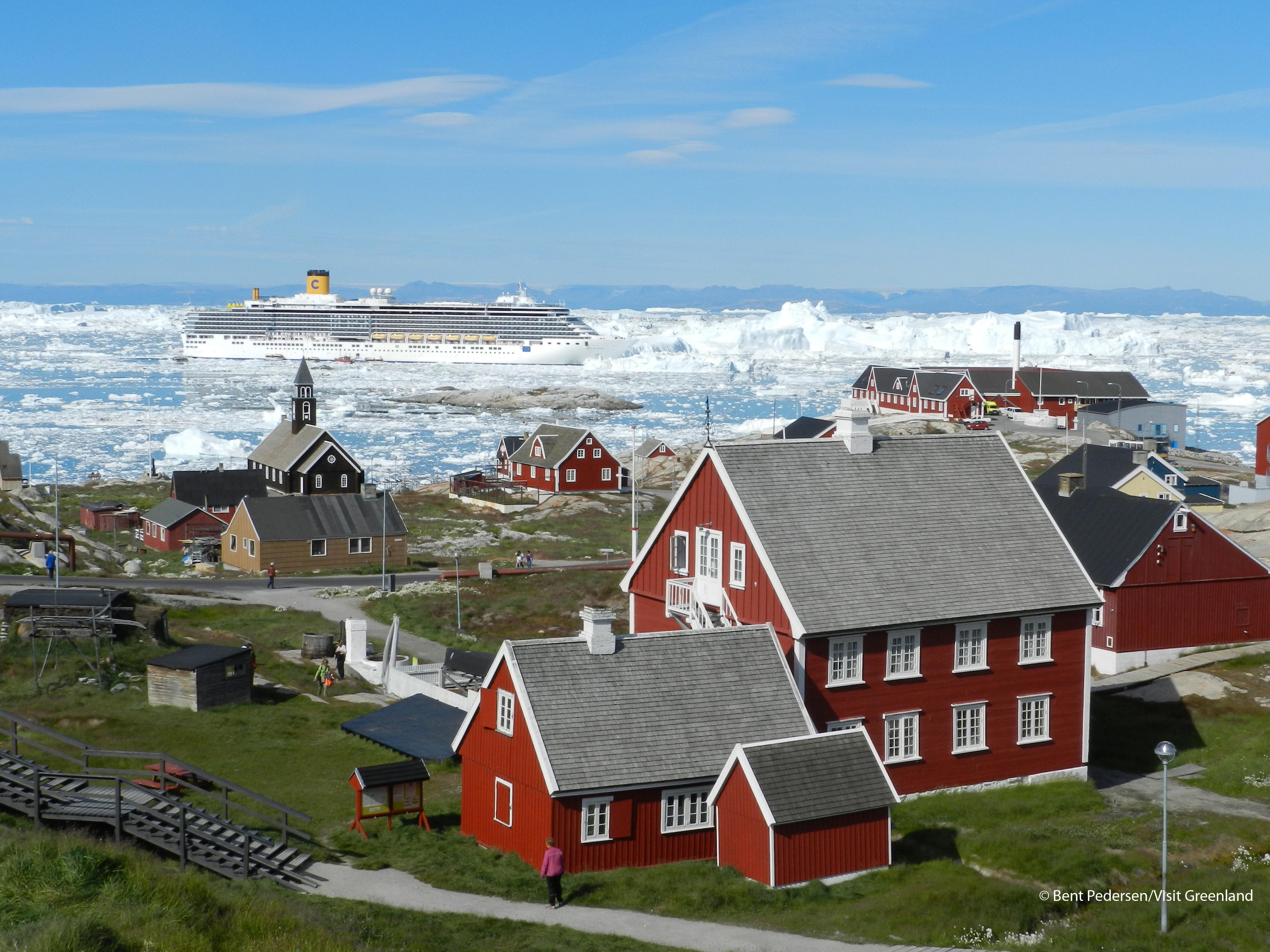 Greenland Winter Tours