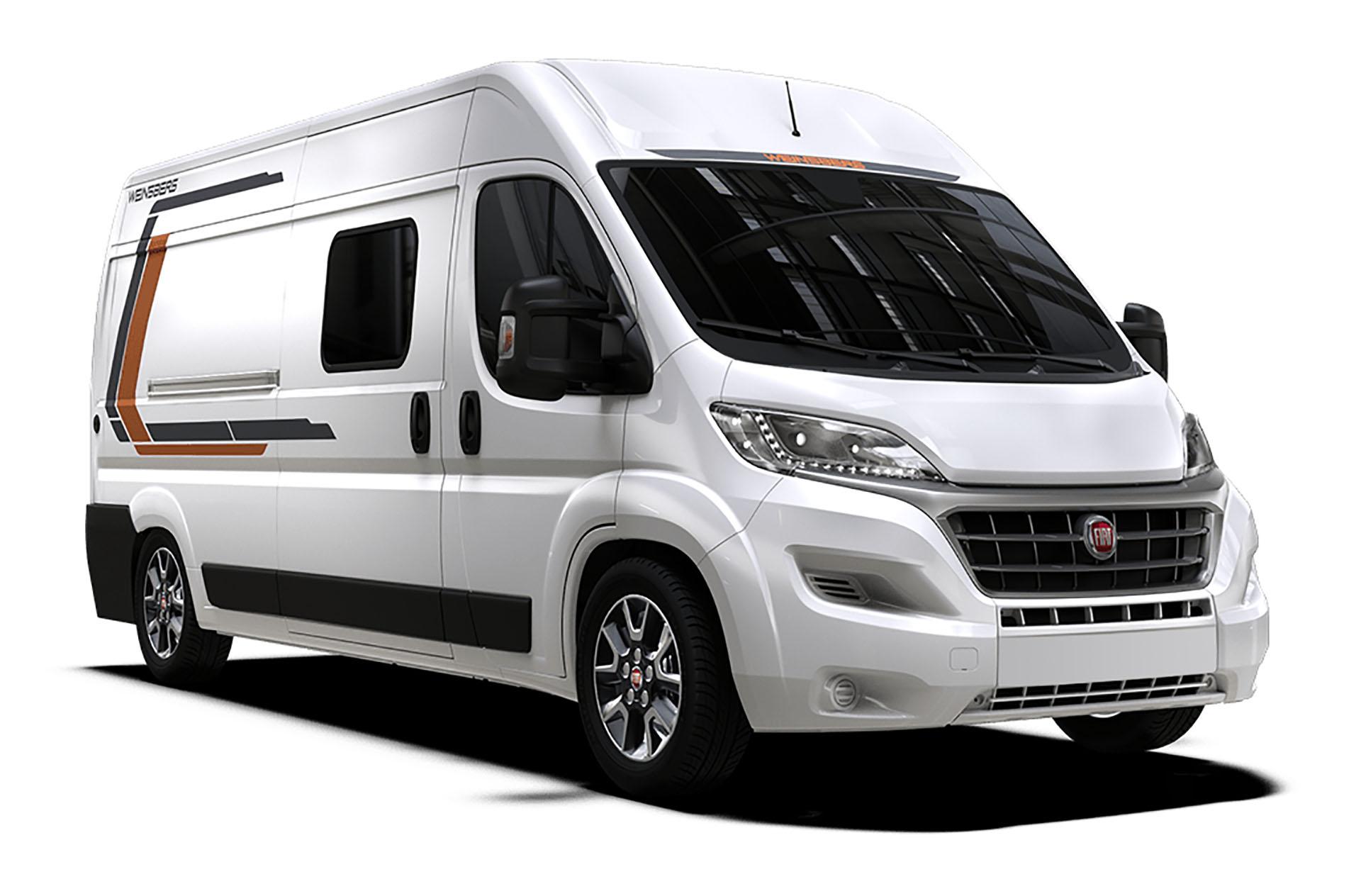 Europcar X9 - Kompaktes Wohnmobil für 9 Personen zur Miete in Island