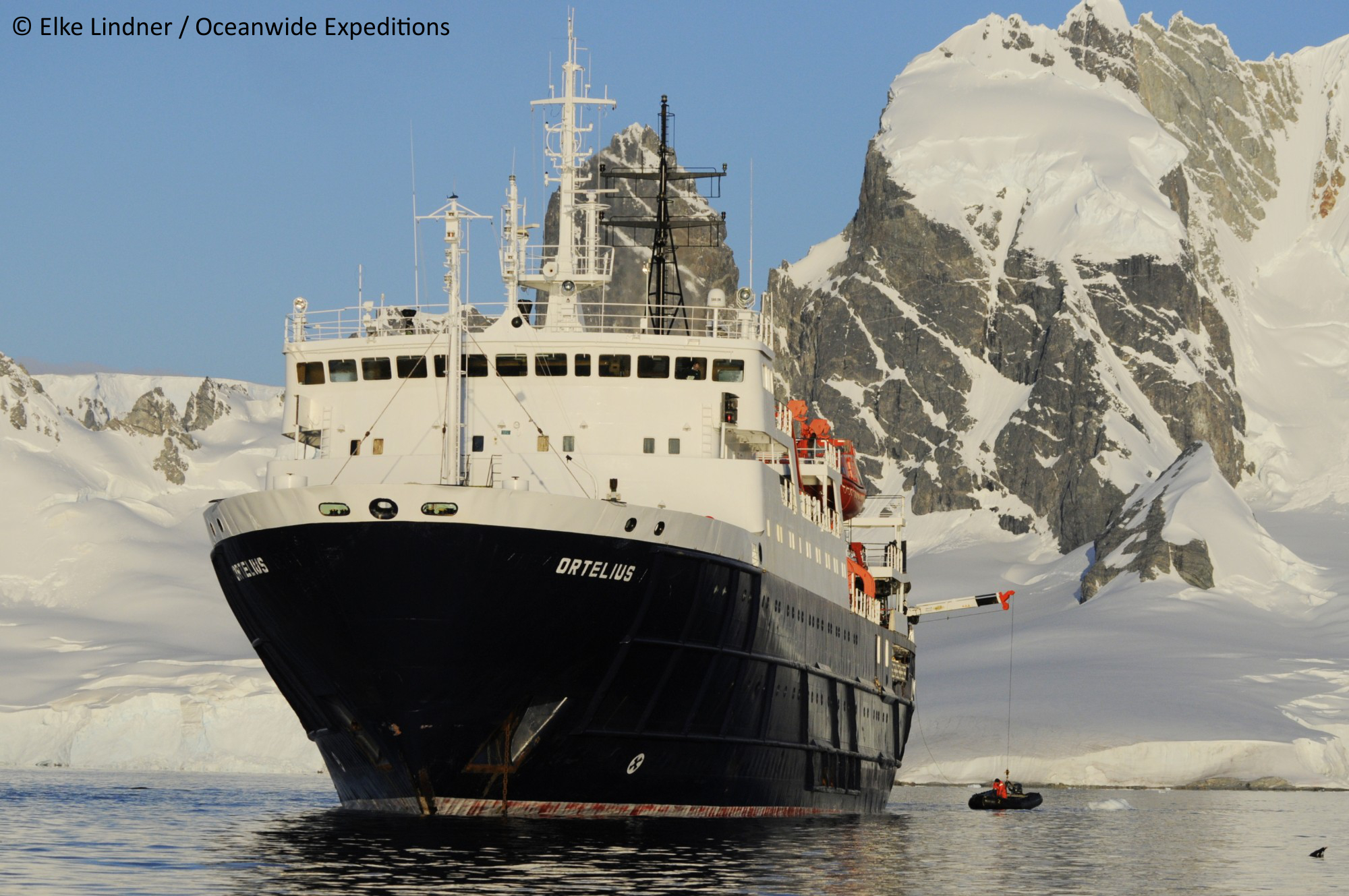 Spitzbergen Expedition Schiff