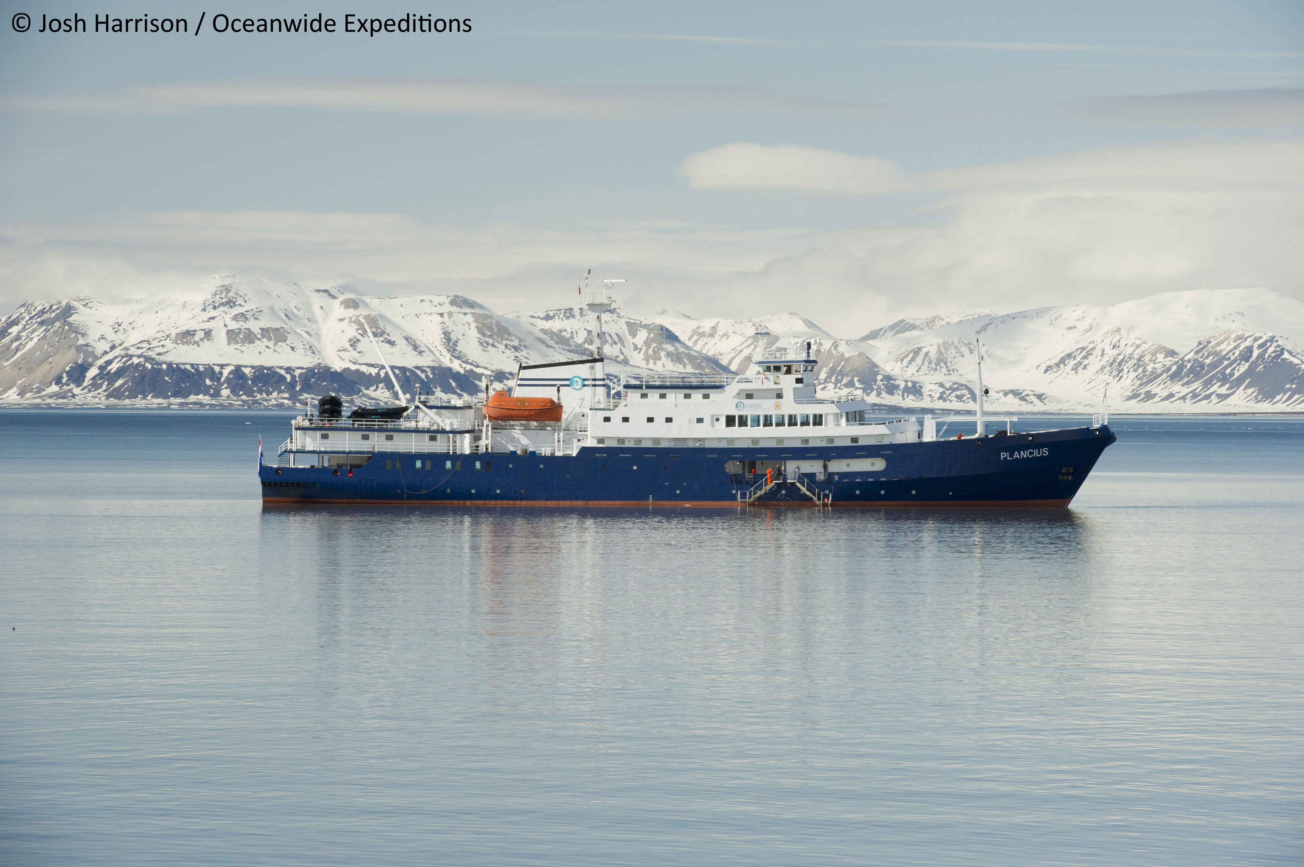 Spitzbergen Schiff Expedition