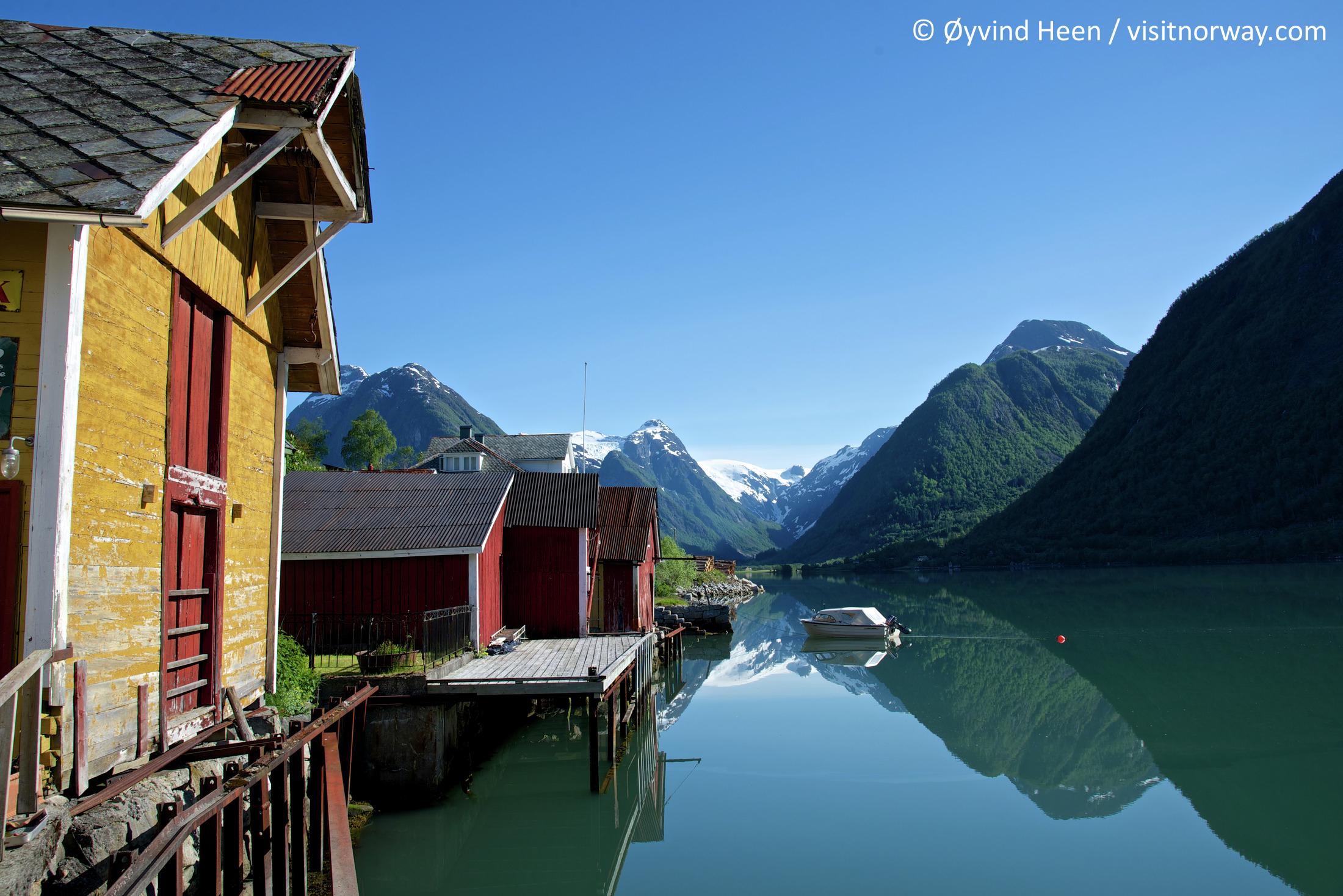 Sommerurlaub norwegen