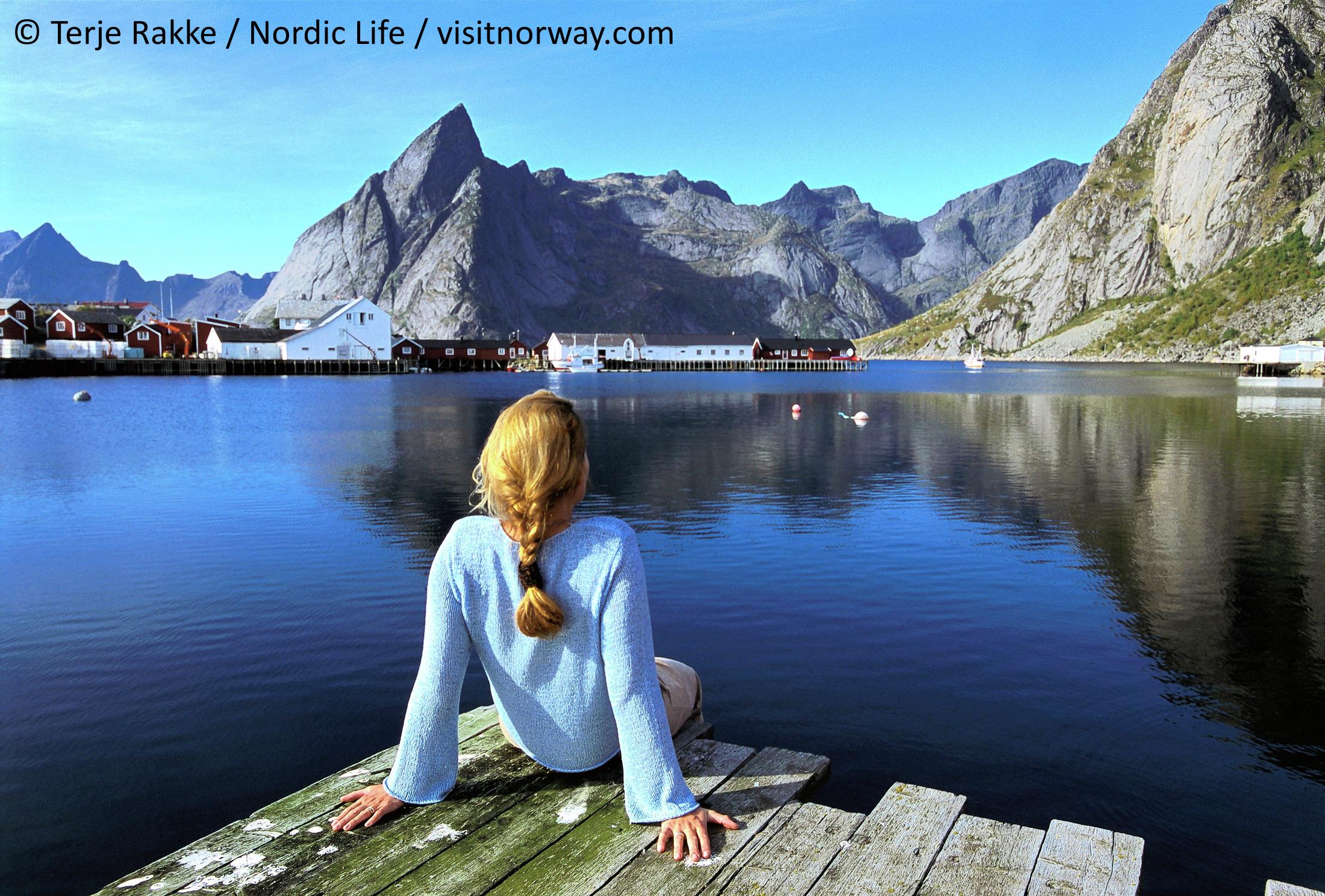 Reise Norwegen Sommer