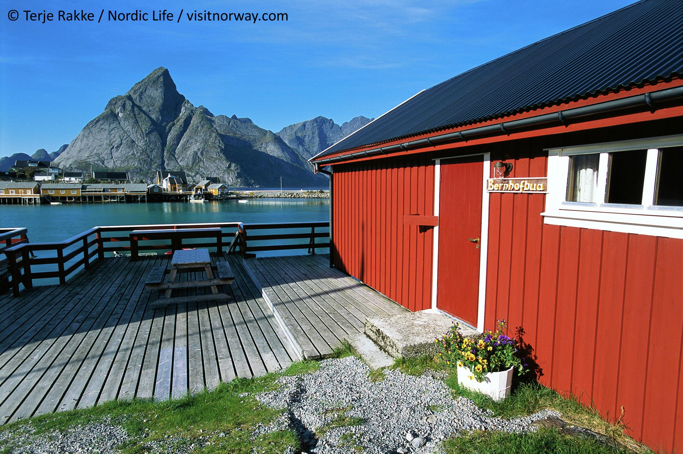 Urlaub Norwegen Sommer